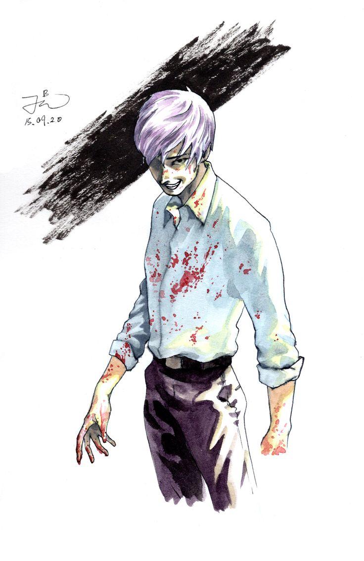 드로잉 일러스트 낙서 drawing illust doodle 수채화 watercolor