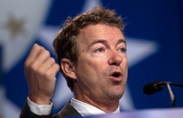 Rand Paul Says He Would Respond To Ukrainian Crisis By 'Drilling In Every Possible Conceivable Place'