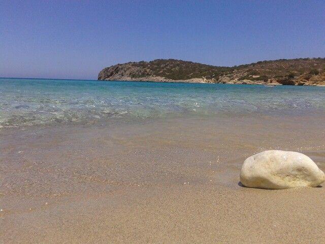 Lasithi, vulisma beach