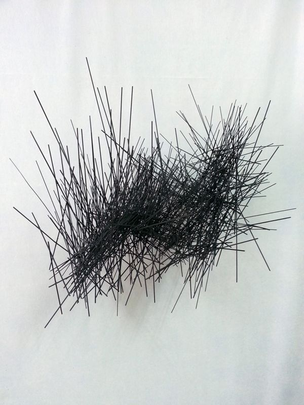 Drawing over the space. by David Moreno, via Behance