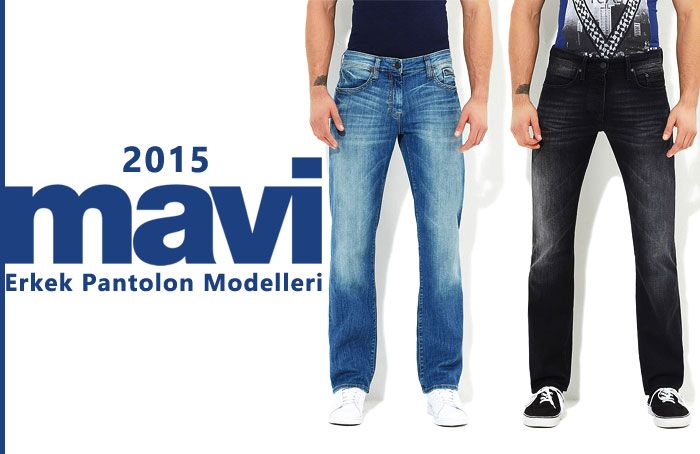 Mavi Erkek Pantolon 2015 Modelleri - http://www.kadindenince.com/mavi-erkek-pantolon-2015-modelleri/