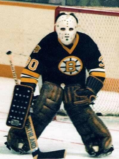 Jim Craig - Boston Bruins