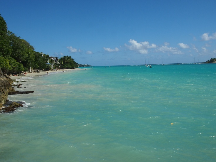 Guadeloupe; FWI Le Gosier