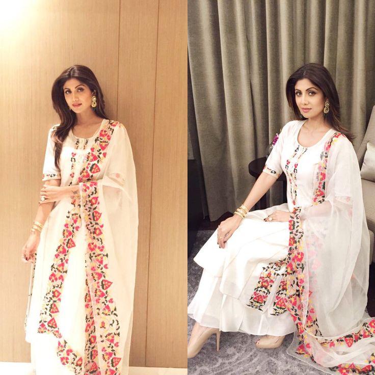 #indian #fashion #style #anarkali #dress