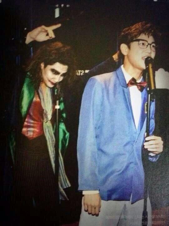 Tvxq Changmin & Minho
