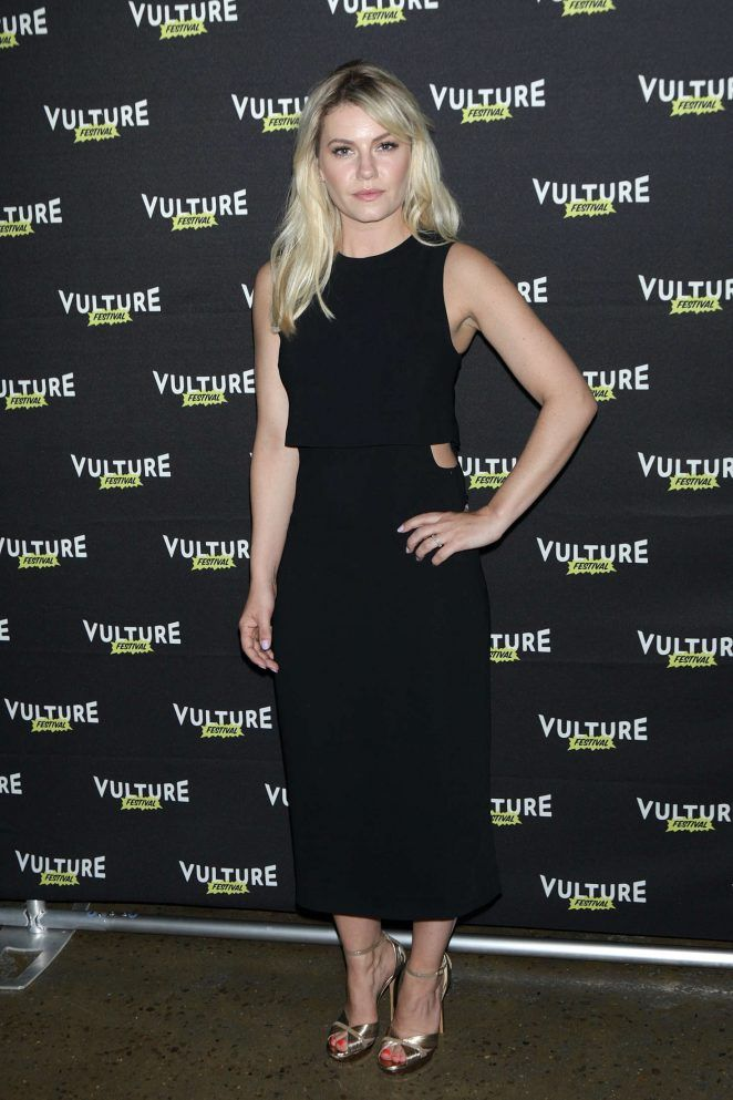dailyactress: Elisha Cuthbert Happy Endings Reunion! at Vulture Festival 2016 in NY