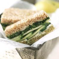 Perfect for summer-Cucumber Sandwiches Recipe