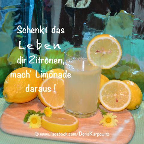 wenn dir das leben eine zitrone gibt mach limonade draus virginia e wolff taschenbuch. Black Bedroom Furniture Sets. Home Design Ideas