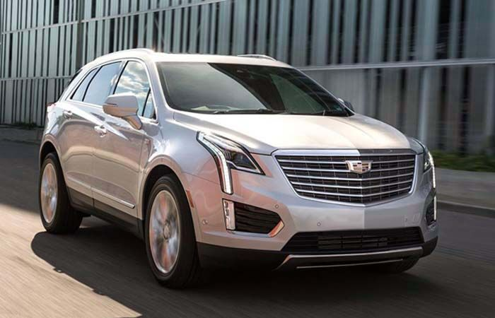 2018 Cadillac XT4 overview