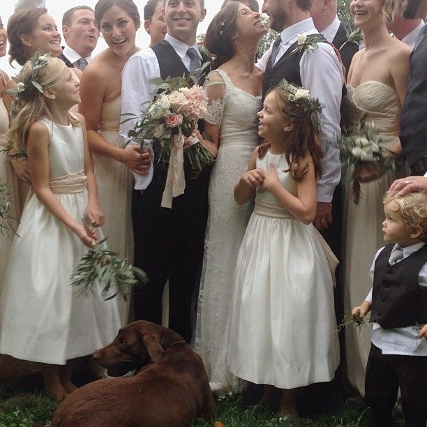 jennifer lawrence at her brother blaines wedding last