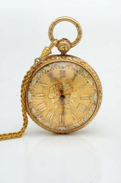 Abraham Lincoln's Pocket Watch: Pocket Watch
