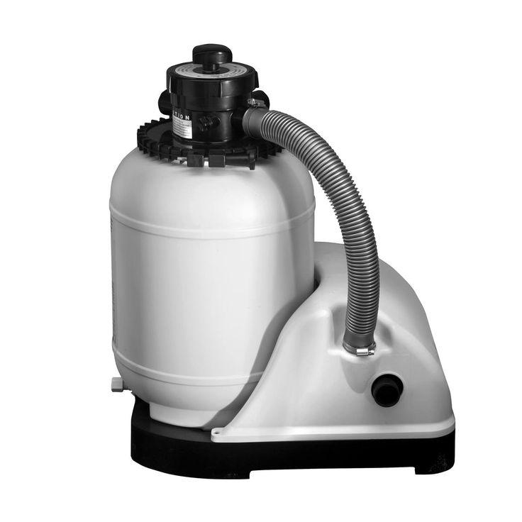181 best images about filtration piscine on pinterest for Pompe filtre a sable piscine hors sol