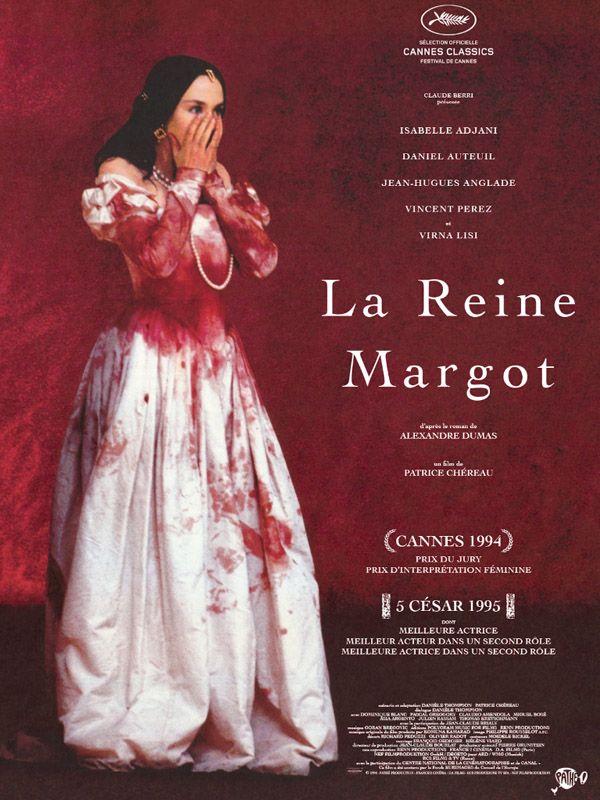 Redécouvrez la bande-annonce du film La Reine Margot ponctuée des secrets de tournage et d'anecdotes sur celui-ci. ☞ La Reine Margot est un film français r
