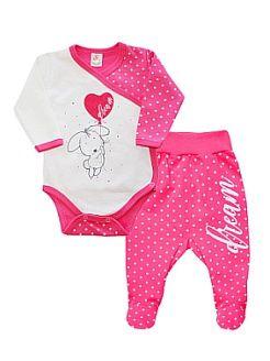 Комплект одежды: ползунки, боди-распашонка Коллекция DREAM КОТМАРКОТ