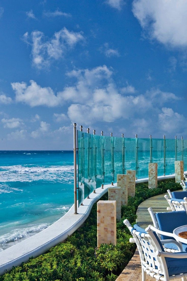 Hotel sandos cancun luxury experience resort marf travel vacation - Sandos Cancun Luxury Resort The New All Inclusive Rate Means Revamped Dining Options In