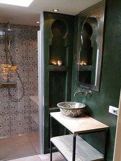 25 beste idee n over marokkaanse tegels op pinterest marokkaanse badkamer marrokkaanse - Mozaiek del sur ...