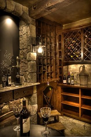 Land's End Development - goal is to have a wine cellar at some point