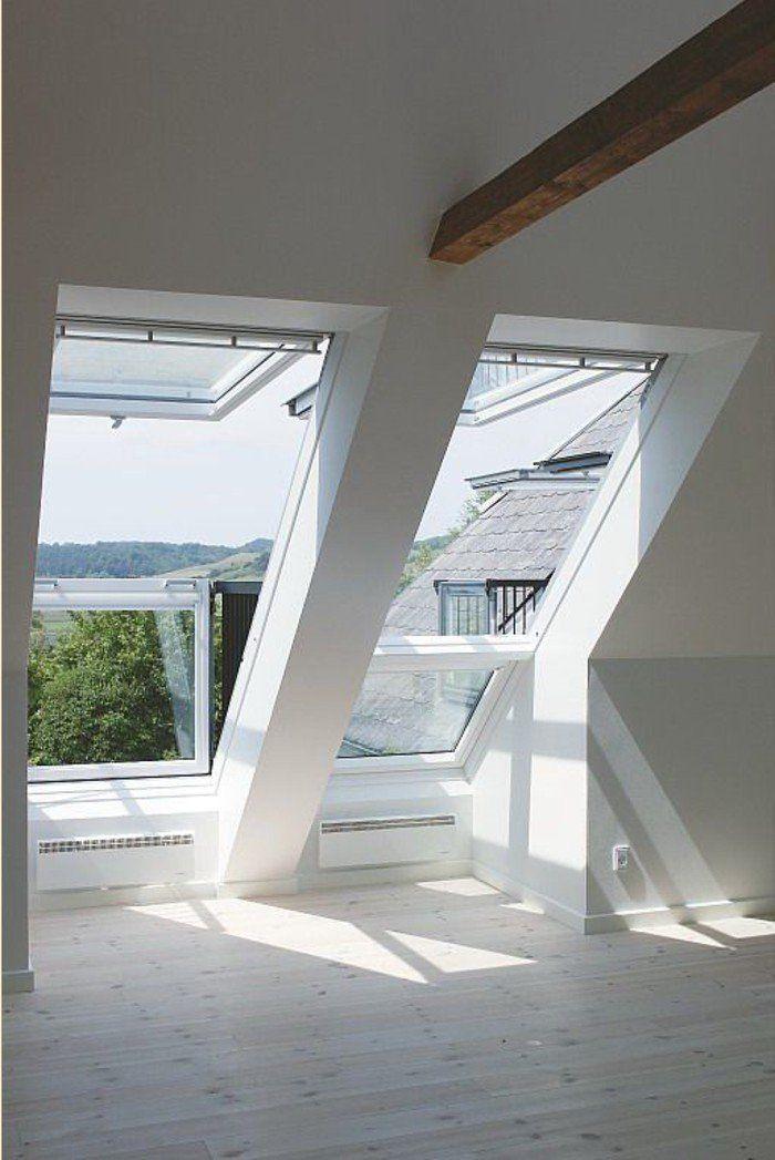 les 25 meilleures id es de la cat gorie fen tre de toit. Black Bedroom Furniture Sets. Home Design Ideas