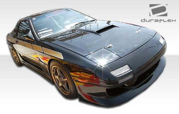 1986-1991 Mazda RX-7 Duraflex GP-1 Body Kit - 4 Piece