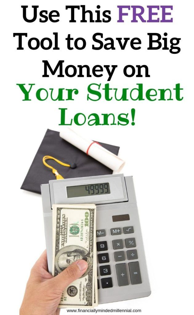 How Student Loan Calculators Could Be The Key To Debt Payoff Student Loan Calculator Student Loan Repayment Paying Student Loans