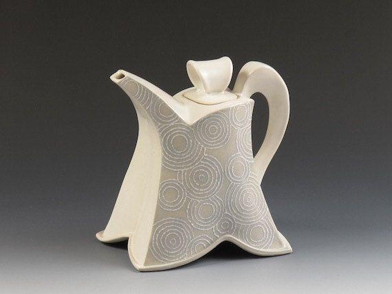 Fresh Mud Pottery Julia Timm Via Etsy.
