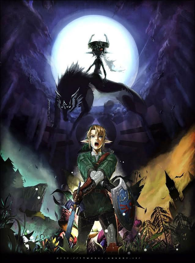 The Legend of Zelda, best game and game series ever!