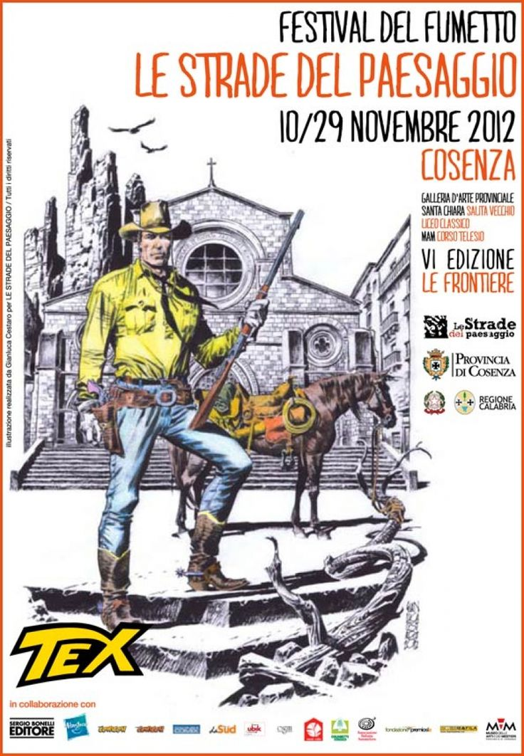 VI edizione, novembre 2012