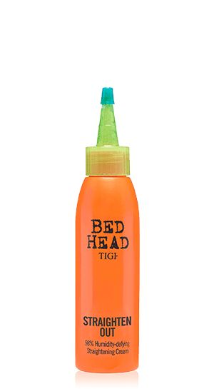 Bed Head by TIGI | Products | Styling | Smooth Frizz Control | Straighten Out
