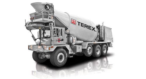 Image result for terex front discharge mixer
