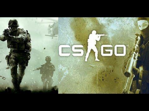 Cod 4 REMASTER!? Не, это CS:GO - Спец отряд и лютый угар!