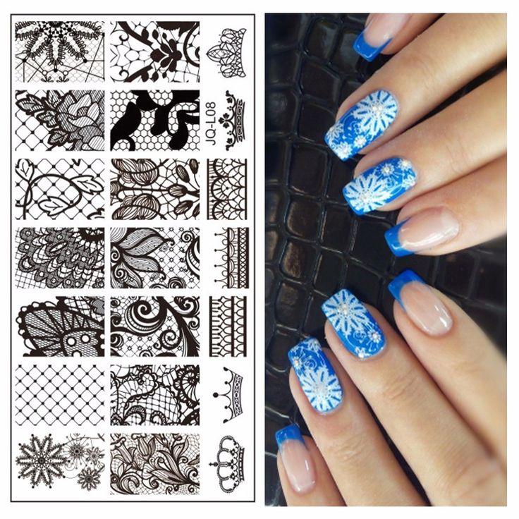 it.aliexpress.com store product Lace-Flower-Designs-Polish-Print-Nail-Image-Plate-60-120mm-Nail-Art-Stencils-Stamping-Template-JQ 712914_32787123303.html?spm=2114.12010608.0.0.9kFbBo