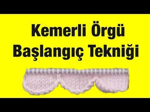 KEMERLİ ÖRGÜ BAŞLAMA TÜRKÇE VİDEOLU – Nazarca.com