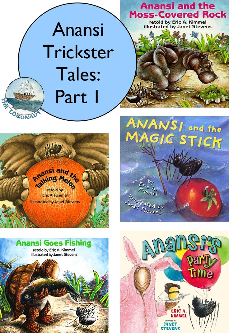 trickster tales The barefoot book of trickster tales, retold by richard walker, illus  a  collection of stories about mythic native american trickster, coyote,.