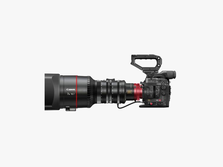 """With no 8K content available at the moment, you might as well make your own. This prototype <a href=""""http://www.wired.com/2015/09/wildest-futuristic-tech-canons-photo-expo/#slide-1"""">Canon 8K video camera</a> has a 35-megapixel full-frame sensor and captures 7680x4320 footage at up to 60 frames per second. The footage is so sharp you'll have a hard time believing you're seeing a digital image. Alas, it's not readily available yet, but showing up to Canon's R&D lab with a suitcase full of…"""