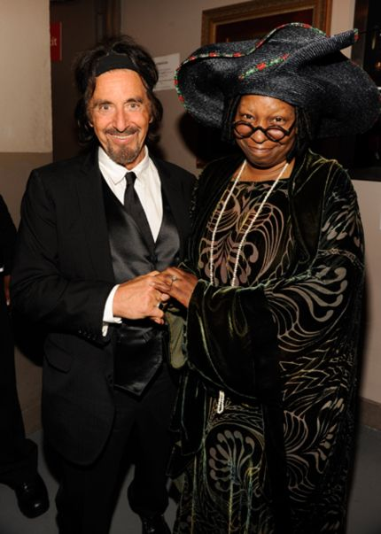 The 10 Most Fabulous Photos Of Whoopi Goldberg At The Tony Awards | VH1 Celebrity