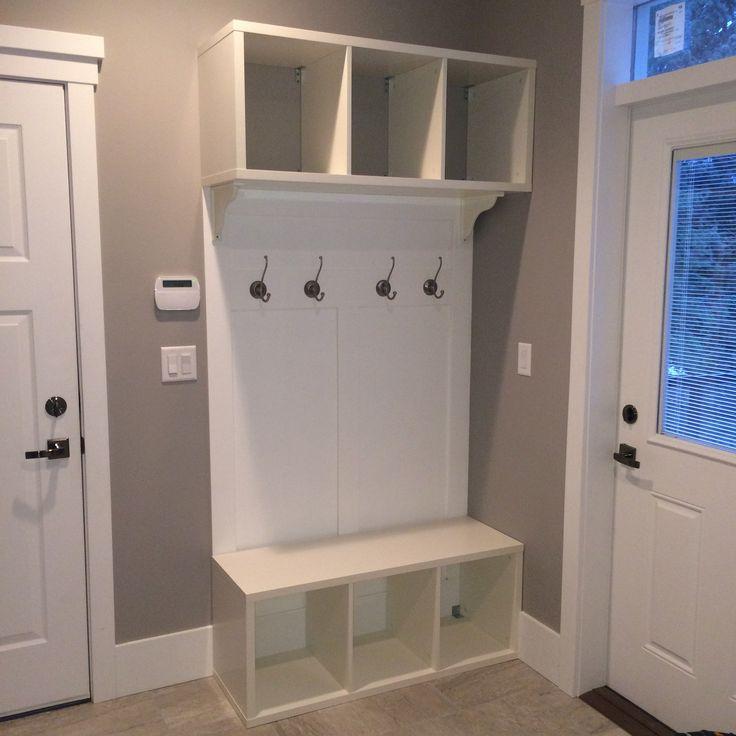 Foyer Mudroom Kit : Best garage entryway ideas on pinterest