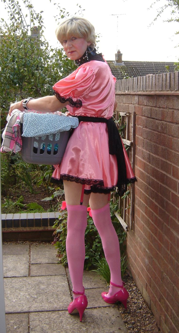 sissymaid in touble Husband ...