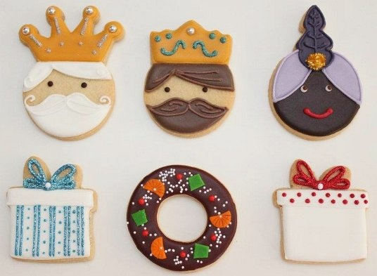 1000 images about galleta de reyes magos on pinterest cooking atelier and search - Ideas para reyes ...