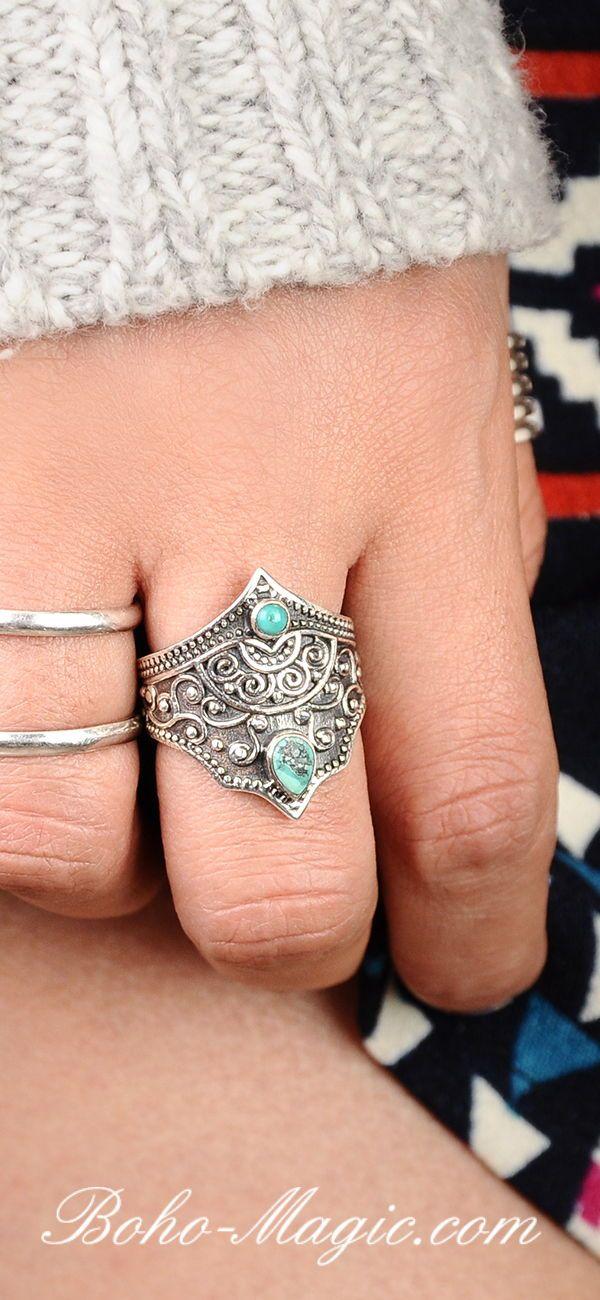 Bohemian Jewelry Sparkle Rings Handmade Rings Statement Rings Handmade Jewelry Big Stone Ring Gemstone Ring Boho Jewelry, Rings