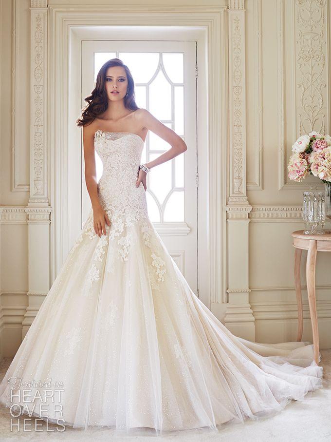 sophia tolli wedding dress 2015 elsa