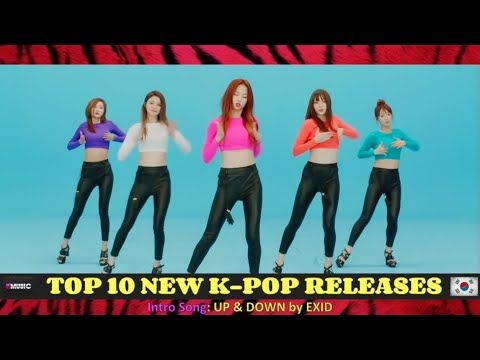Top 10 New K-Pop Song Releases (April 9th to April 16th, 2015)