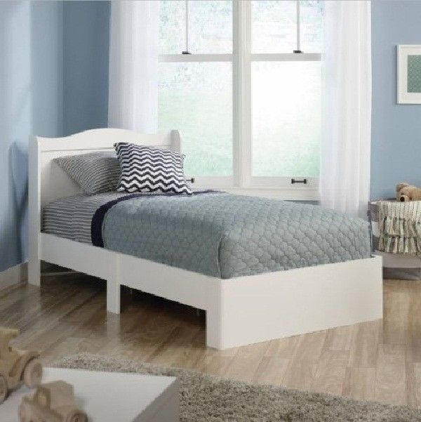 Twin Bed Frames best 20+ wood twin bed ideas on pinterest | twin bed frame wood