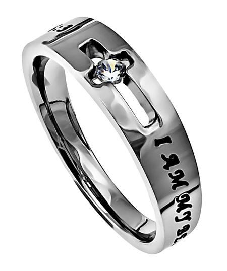 I Am My Beloved S And My Beloved Is Mine Ring Wedding