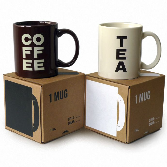 Mugs...I FN love mugs, don't you? These are soooooo cool looking. Great design.