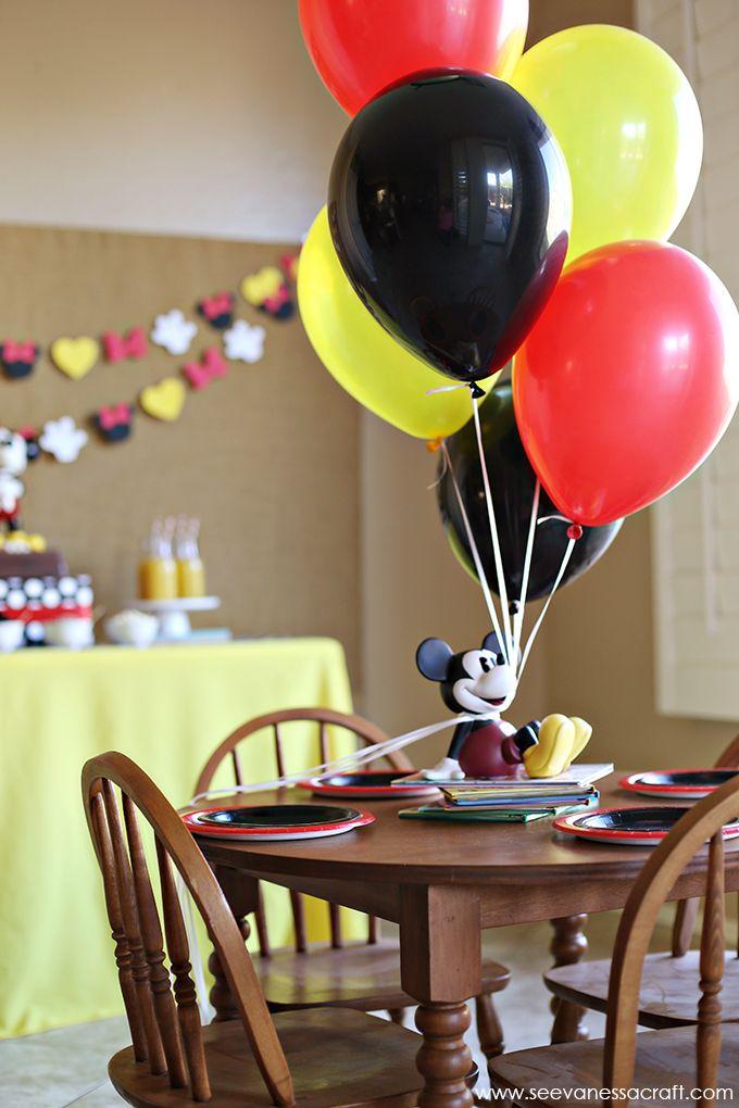 Mickey Mouse Breakfast Disney World Trip Reveal