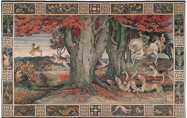Heywood Sumner Tapestry