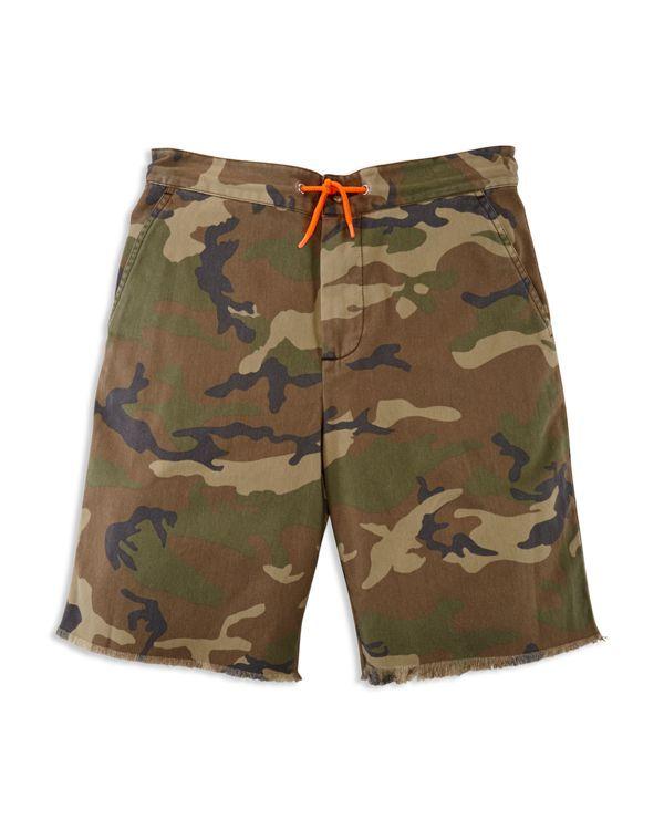 Ralph Lauren Boys' Camo Twill Shorts - Sizes 8-20