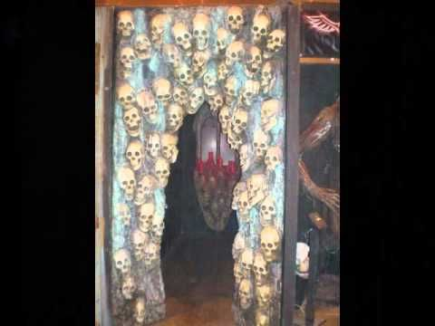 Haunted house room ideas haunted house halloween for Halloween haunted room ideas