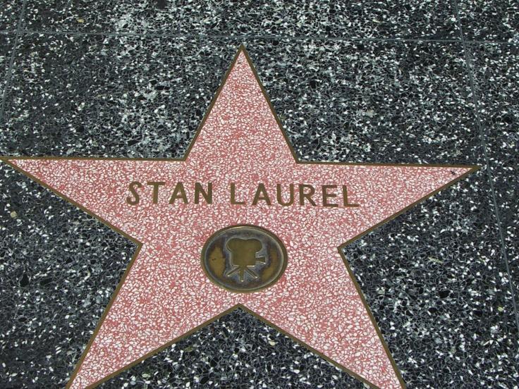 Star Stan Laurel
