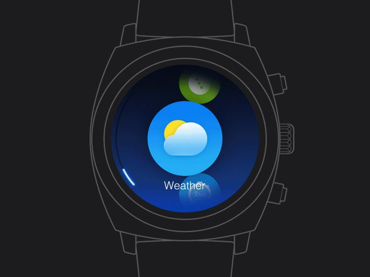 ListScroll for AndroidWear